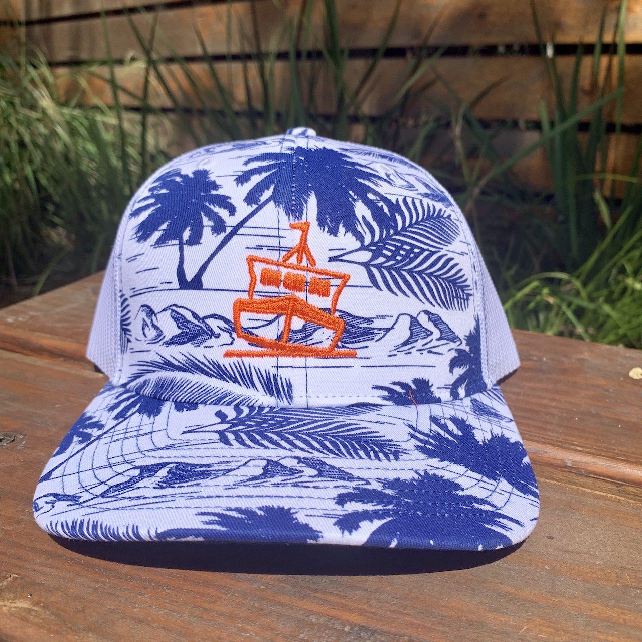 Island Print Richardson Hat