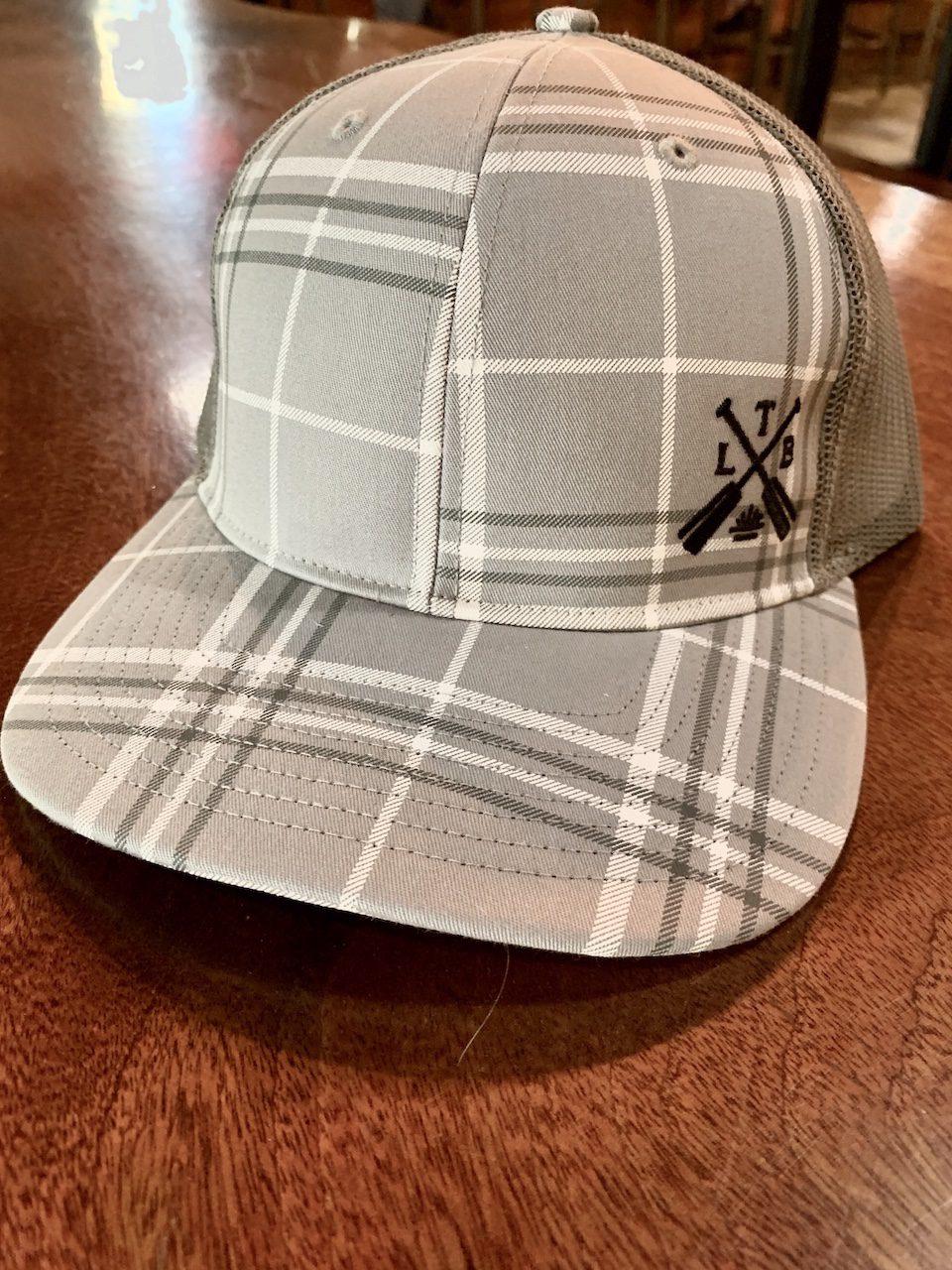Grey Paddle Hat