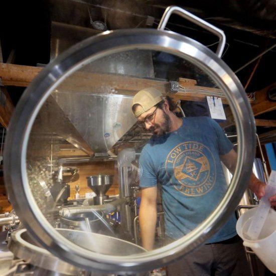 Craft malt movement arrives in Charleston, adding 'Carolina flavor' to area breweries