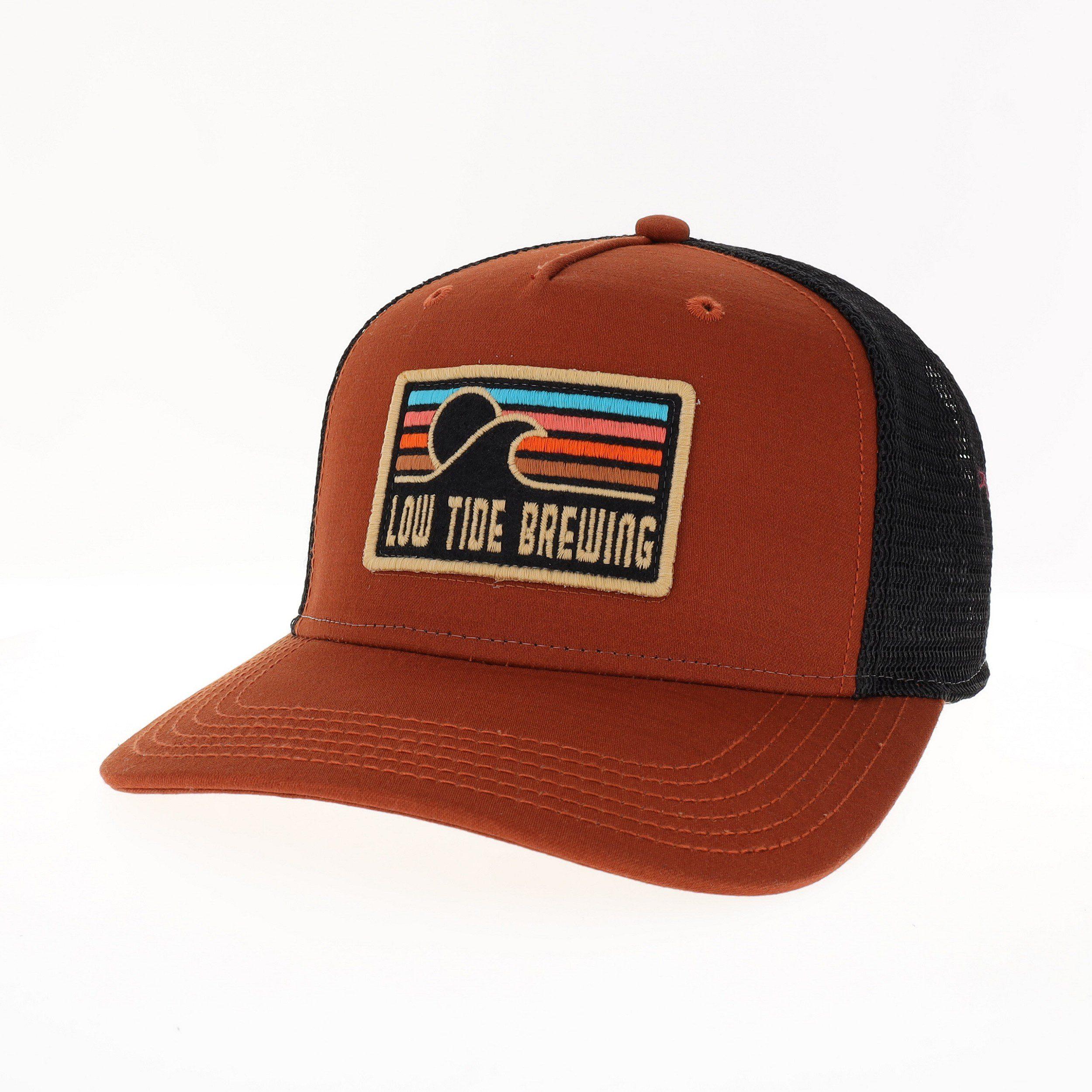 Copper Wave Hat