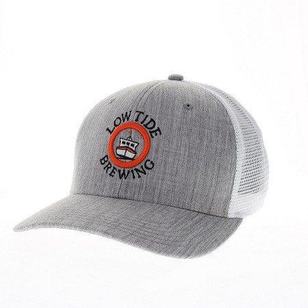 Grey Crowler Logo Hat